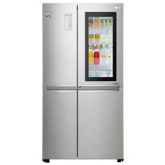 Акция на Холодильник LG GC-Q247CADC от Foxtrot