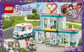Акция на Конструктор LEGO Friends Городская больница Хартлейк Сити 379 деталей (41394) от Rozetka