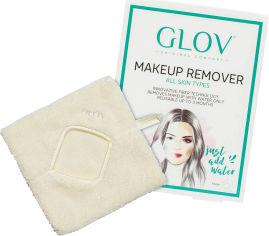 Акция на Рукавичка для снятия макияжа Glov Comfort Слоновая кость (5902768711011) от Rozetka