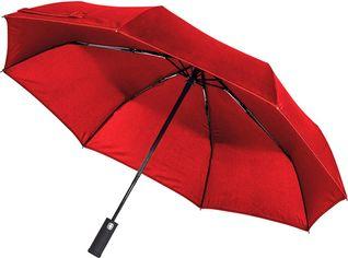 Акция на Зонт складной LINE ART Light 45550-5 полный автомат Красный (2110000087203) от Rozetka