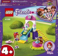 Конструктор LEGO Friends Игровая площадка для щенков 57 деталей (41396) от Rozetka