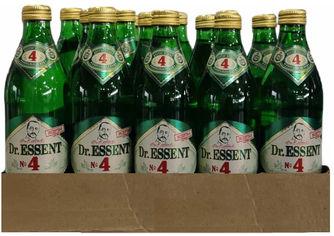 Упаковка минеральной лечебно-столовой газированной воды Dr.Essent Ессентуки №4 0.45 л х 20 шт (4640017371494) от Rozetka