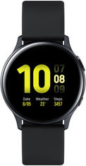 Акция на Samsung Galaxy Watch Active 2 40mm Black Aluminium (SM-R830NZKASEK) от Stylus