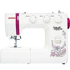 Швейная машина JANOME Milla от MOYO