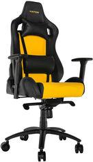 Кресло для геймеров Hator Apex Black/Yellow (HTC-971) от Rozetka