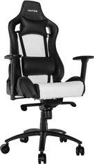 Кресло для геймеров Hator Apex Black/White (HTC-972) от Rozetka