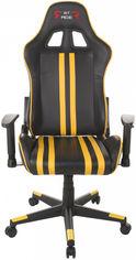 Кресло для геймеров GT RACER X-2504-M Black/Yellow от Rozetka