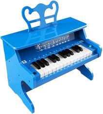 Детское обучающее пианино с Bluetooth Idance My Piano MP 1000 Blue (MYPIANO1000BL) (155798) от Rozetka