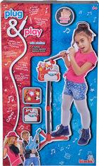 Музыкальный инструмент Simba Toys Микрофон со стойкой 130 см с разъемом для МР3 плеера (6834432) от Rozetka