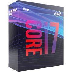 Процессор Intel Core i7-9700 8/8 3.0GHz 12M box (BX80684I79700) от MOYO