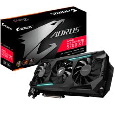 Видеокарта Gigabyte Radeon RX 5700 XT 8G AORUS (GV-R57XTAORUS-8GD) от MOYO
