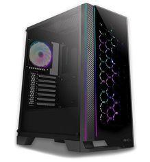 Корпус ПК Antec NX600 Gaming , без БП, 2xUSB2.0, 1xUSB3.0 (0-761345-81060-9) от MOYO
