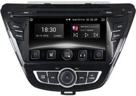 Акция на Автомагнітола штатна Gazer CM6007-MD для Hyundai Elantra (MD) 2011-2016 от Територія твоєї техніки