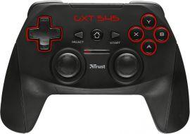 Акция на Бездротовий геймпад Trust GXT 545 PC/PS3 Black (20491) от Територія твоєї техніки