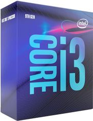 Процессор Intel Core i3-9100 3.6GHz/8GT/s/6MB (BX80684I39100) s1151 BOX от Rozetka