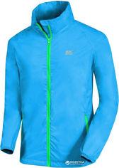 Мембранная куртка-дождевик Mac in a Sac Origin Neon S Neon Blue от Rozetka
