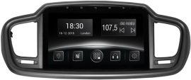 Акция на Автомагнітола штатна Gazer CM6510-UM для Kia Sorento (UM) 2015-2017 от Територія твоєї техніки