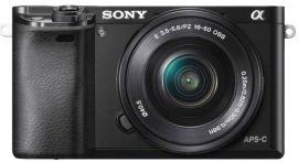 Фотоаппарат SONY Alpha 6000 kit 16-50mm Black (ILCE6000LB.CEC) от Eldorado
