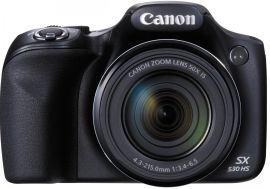 Фотокамера CANON Powershot SX530 HS Black (9779B012) от Eldorado