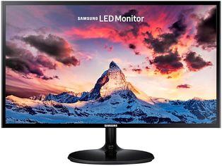 """Акция на Монитор 23.5"""" Samsung S24F350F Black (LS24F350FHIXCI) от Eldorado"""