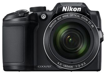 Фотокамера NIKON Coolpix B500 Black (VNA951E1) от Eldorado