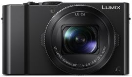 Акция на Фотоаппарат PANASONIC LUMIX DMC-LX15 (DMC-LX15EE-K) от Eldorado