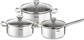 Набор посуды TEFAL Duetto 6 предметов (A705S375) от Eldorado