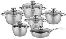 Акция на Набор посуды MAXMARK Vase 12 предметов (MK-VS8512A) от Eldorado