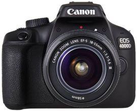 Фотоаппарат цифровой CANON EOS Wi-Fi 4000D 18-55 DC III (3011C004AA) от Eldorado