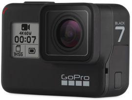 Акция на Экшн-камера GOPRO Hero 7 Black (CHDHX-701-RW) от Eldorado