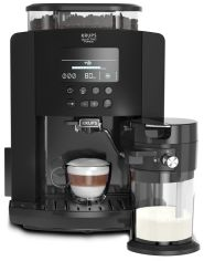 Кофемашина KRUPS Arabica Latte EA819N от Eldorado