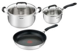Набор посуды TEFAL Cook&Cool 5пр (G7155S14) 1,4+5+28см от Eldorado