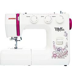 Акция на Швейная машина JANOME Milla от Eldorado