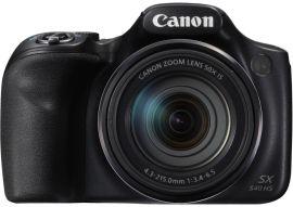 Акция на Фотокамера CANON PowerShot SX540 HS Black (1067C012) от Eldorado