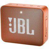 Акция на Портативная акустика JBL Coral Orange (GO2ORG) от Foxtrot