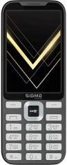 Мобильный телефон Sigma mobile X-style 35 Screen Grey от Територія твоєї техніки