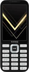 Мобильный телефон Sigma mobile X-style 35 Screen Black от Територія твоєї техніки