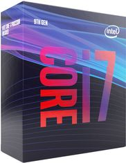 Процессор Intel Core i7-9700 3.0GHz/8GT/s/12MB (BX80684I79700) s1151 BOX от Rozetka