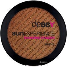 Акция на Компактная пудра для лица Debby Sun Experience 5 10 г (8009518170689) от Rozetka