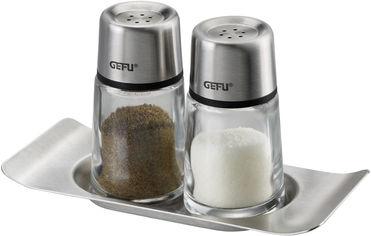 Акция на Набор для соли и перца Gefu Brunch (33630) от Rozetka