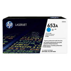 Акция на Картридж лазерный HP 653A Color LJ M680z /M680f Cyan (CF321A) от MOYO