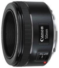 Акция на Объектив CANON EF 50mm f/1.8 STM (0570C005) от Eldorado
