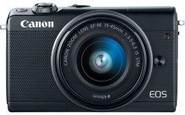 Фотоаппарат CANON EOS M100 15-45 IS STM Black (2209C048) от Eldorado