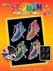 Акция на Набор для творчества Sequin Art ORANGE Street Feet (SA1514) от MOYO