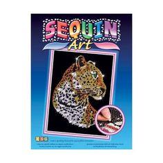 Акция на Набор для творчества Sequin Art BLUE Leopard (SA1208) от MOYO
