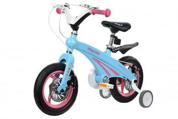 Детский велосипед Miqilong GN Синий 12 (MQL-GN12-BLUE) от MOYO