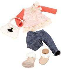Набор одежды для куклы Lori с кружевами (LO30002Z) от Rozetka