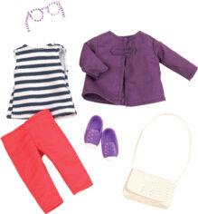 Набор одежды для куклы Lori Простое красивое пальто (LO30011Z) от Rozetka