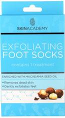 Пилинговые носочки для ног Skin Academy Macadamia Nut 1 пара (5031413989960) от Rozetka