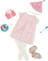 Набор одежды для кукол Our Generation Deluxe для Дня рождения с аксессуарами (BD30229Z) от Rozetka